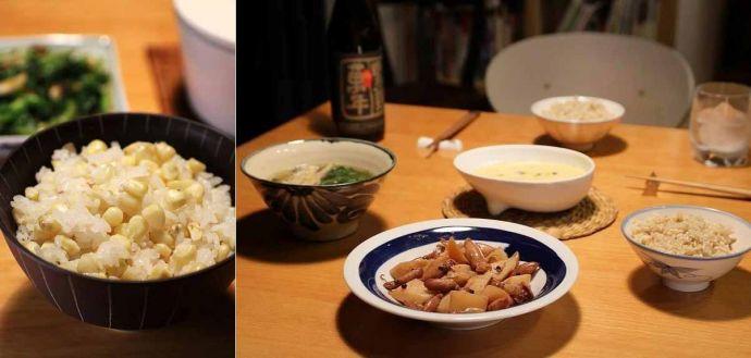 2017.06.15 ∼ 06.21 清爽雋永,玉米炊飯