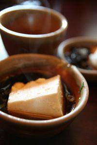 素樸雋永,京風湯葉丼