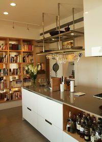 我愛廚房:通透開放,中島之必要