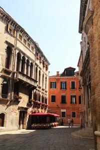 今昔輝煌,Aman在威尼斯(下)