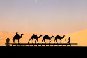 阿拉伯沙漠‧魔幻極境之旅(上)
