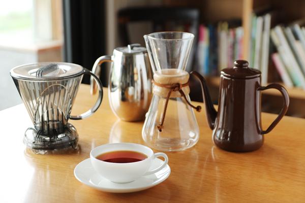 咖啡沖煮方式,適合紅茶嗎?