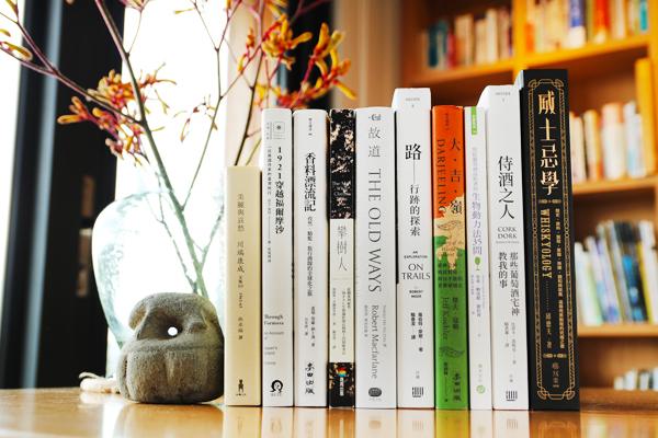 2018,感動我的十本書