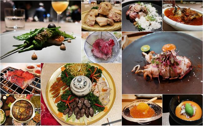 2018在台灣,美好的十頓飯
