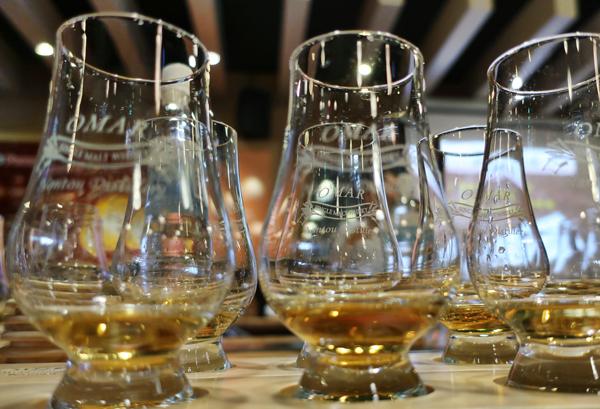 威士忌裡的,台灣滋味