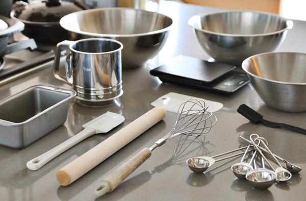 返簡歸樸,烘焙道具