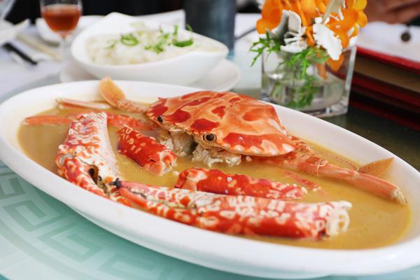 中菜之華,與世界五十最佳餐廳