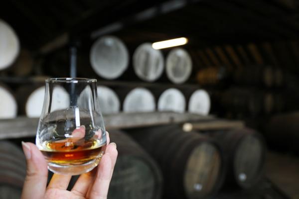 威士忌的個性