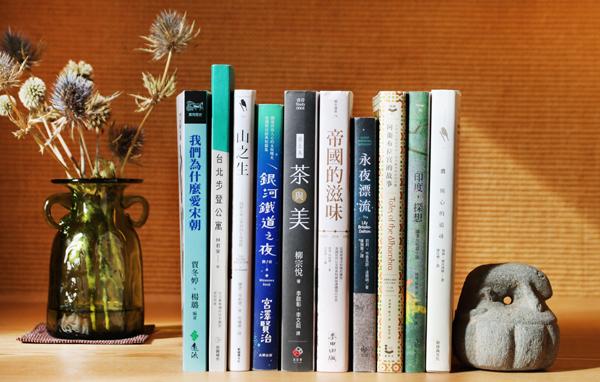 2019,感動我的十本書