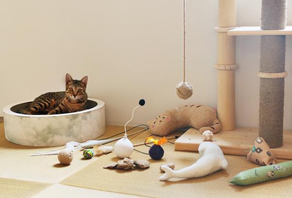 貓玩具的逆襲