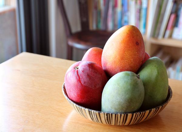 餐後吃水果