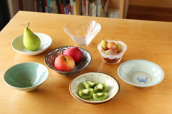 水果皿,與盅